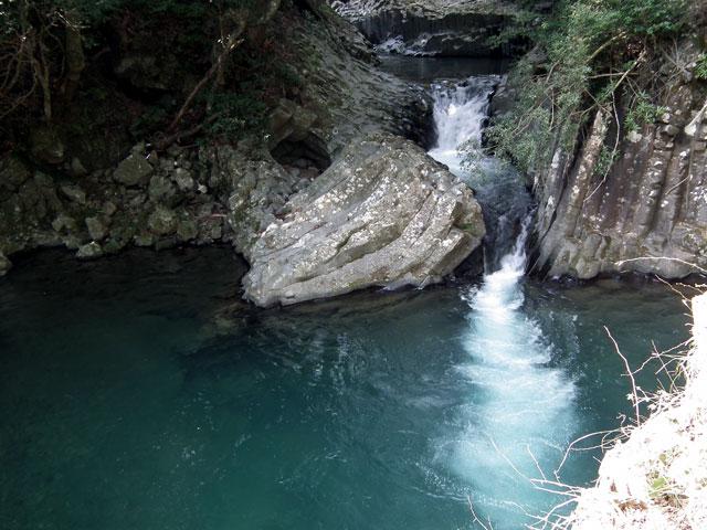 河津七滝 出合滝