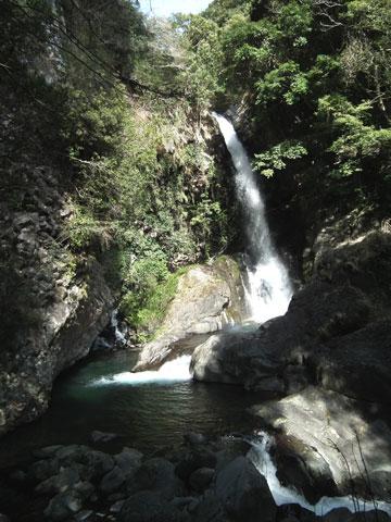 河津七滝 釜滝