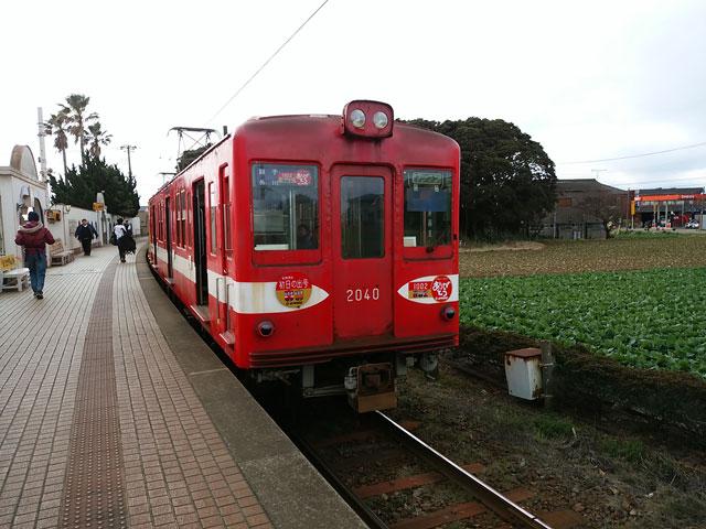 銚子電鉄の廃止車両1