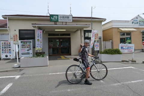 01JR小淵沢駅