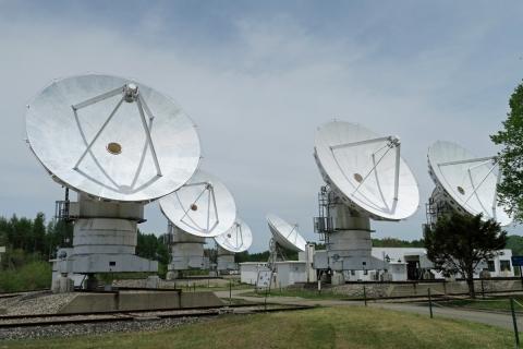21宇宙電波観測所