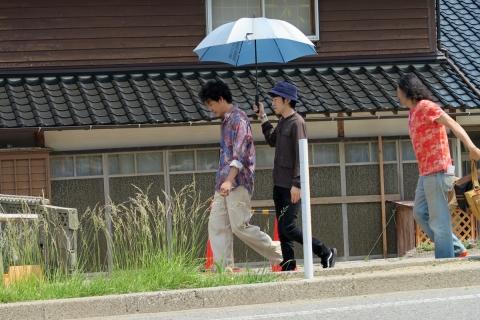 53朝ドラ撮影風景