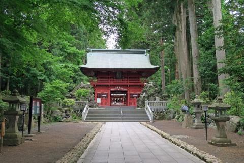 12富士山東口本宮 富士浅間神社