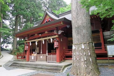 13富士山東口本宮 富士浅間神社