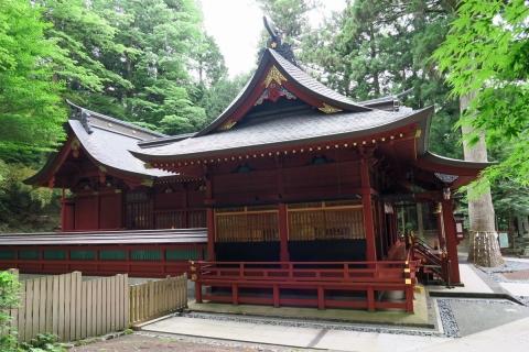 14富士山東口本宮 富士浅間神社