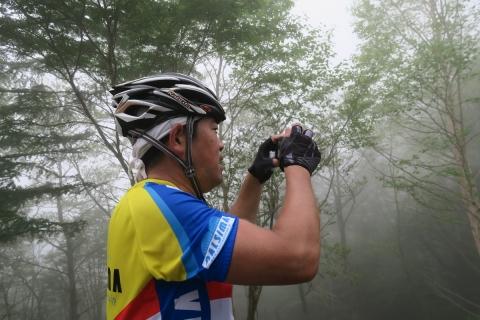 13登山道路