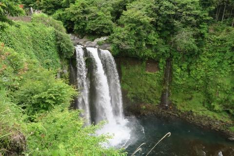 23音止めの滝
