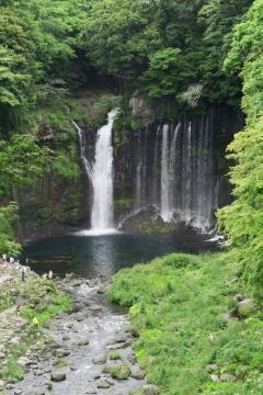 24白糸の滝