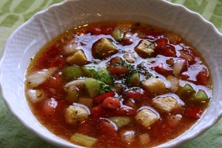 webガスパチョ風冷製スープ