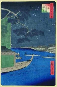 053浅草川首尾の松御厩河岸
