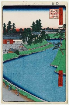 066外桜田弁慶堀糀町