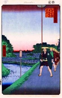 085紀ノ国坂赤坂溜池遠景