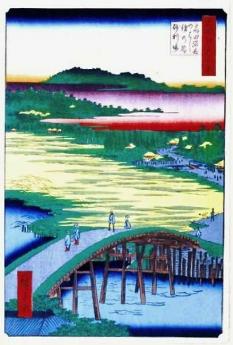 116高田姿見のはし俤の橋砂利場