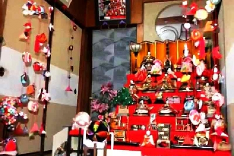 墨俣「つりびな小町めぐり」