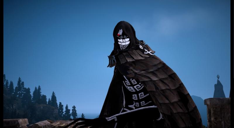 黒い精霊が成長して・・・(