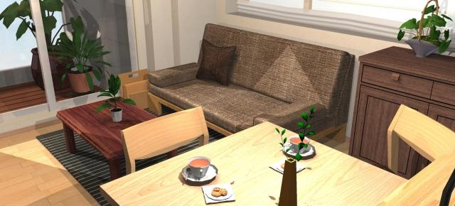 テーブル&ソファ2