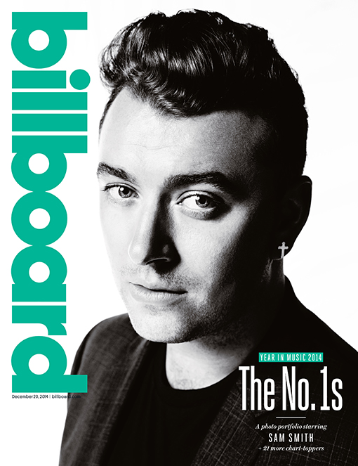 Sam Smith on Billboard