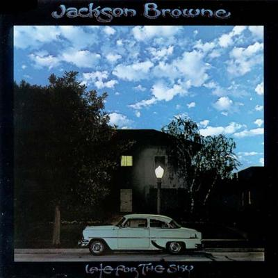 Late For The Sky - Jackson Browne (Front)