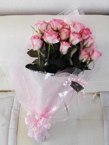T様 バラ花束