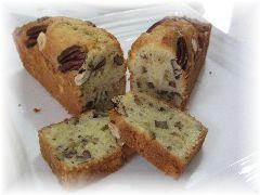 150624 木の実のケーキ