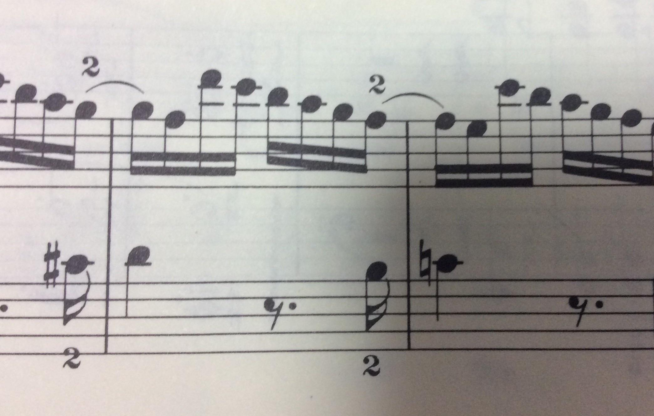 全音さん第二変奏