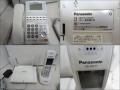 パナ ラ・ルリエ 電話機4台 子機1台02
