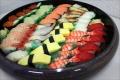 食品サンプル 寿司セット02