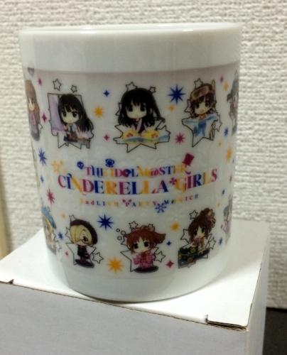 シンデレラマグカップ