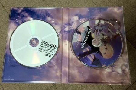 CDとBD