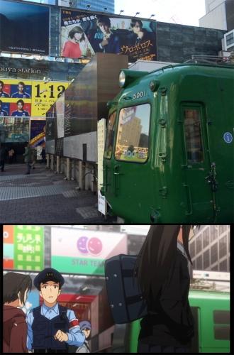 渋谷ハチ公口