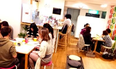 cafe茶会