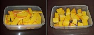 収穫かぼちゃ3