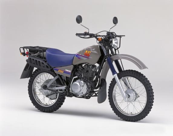 yamaha ag200 new
