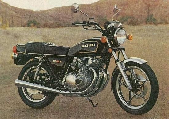 Suzuki GS550E 79