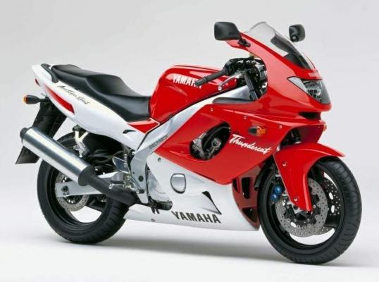 Yamaha YZF600R 96 3