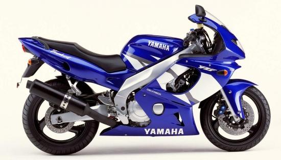 Yamaha YZF600R 02