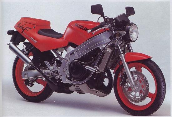 suzuki wolf250 88