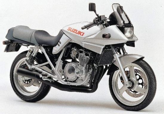 Suzuki GSX 250 S Katana 1991