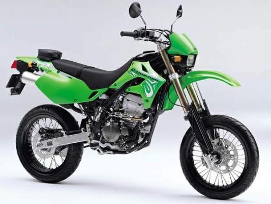 Kawasaki KLX250D-Tracker 04 1