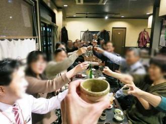14-12-17多摩 乾杯