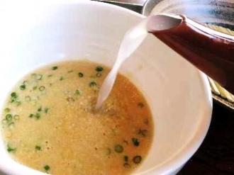 14-12-27 蕎麦湯