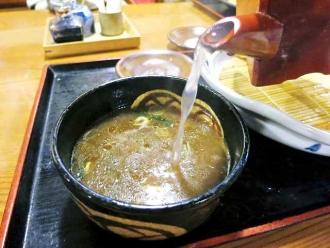 15-1-5 蕎麦湯