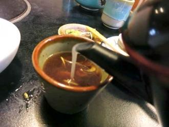 15-1-26 蕎麦湯