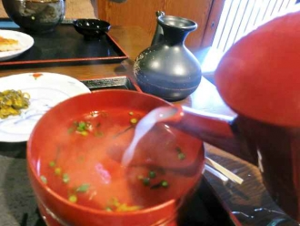 15-1-31 蕎麦湯