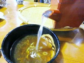 15-3-24 蕎麦湯