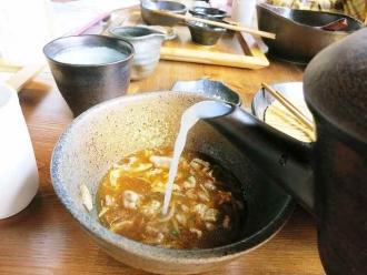 15-4-1 蕎麦湯