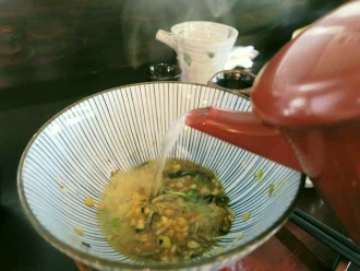 15-5-30 蕎麦湯