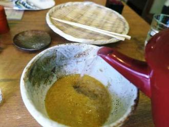 15-5-31 蕎麦湯