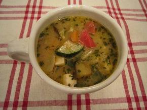 仔犬のスープ