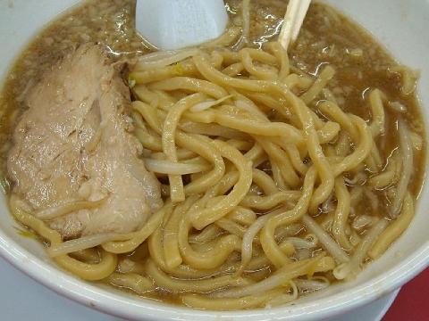 織蔵・ラーメン 麺